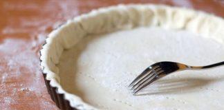 Come fare la pasta brisée: ricetta base per torte salate