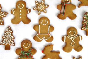 ricetta gingerbread biscotti di natale pan di zenzero