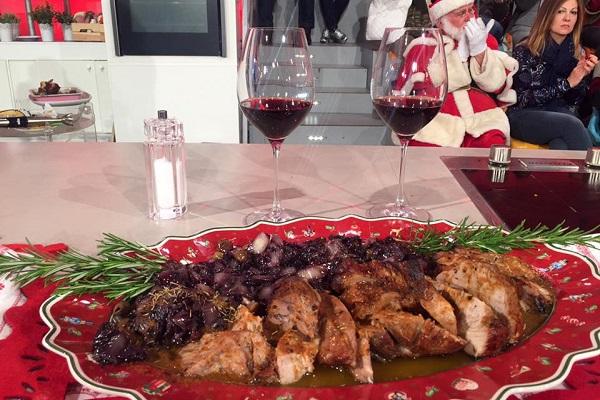 Menu Di Natale Anna Moroni.La Prova Del Cuoco Ricette Di Anna Moroni Come Fare Lo Stinco Di