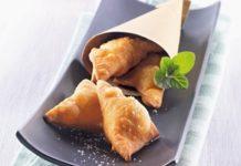 Ricette di Carnevale: bugie salate con erbe aromatiche