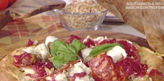 Ricette La prova del cuoco del giorno 22 marzo 2017: pizza di Papa Francesco