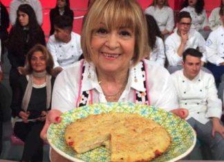 Torta di pane di Anna Moroni: ricetta La Prova del Cuoco per Pasquetta