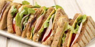 Tramezzini: ricette estive veloci e leggere