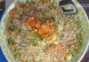 Ricette di Sergio Barzetti: ingredienti e preparazione cous cous con zucchine