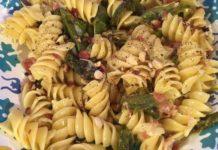Ricette primi piatti di Anna Moroni La Prova del Cuoco: carbonara con caciocavallo