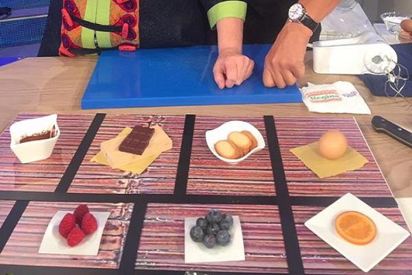 La Prova del Cuoco ricette di oggi: come fare la mousse di Luisanna Messeri