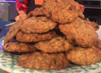 Biscotti con fiocchi di avena di Anna Moroni: ricetta di oggi a La Prova del Cuoco