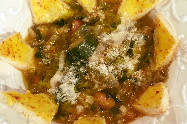 Ricette di Anna Moroni La Prova del Cuoco: minestrone saporito