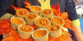 Torta di carote di Luisanna Messeri, ricetta dolce per la merenda
