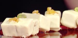 Ricette dolci Daniele Persegani La Prova del Cuoco: torroncini dell'Epifania