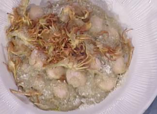 La prova del cuoco ricette primi piatti di Anna Moroni: gnocchetti di ricotta