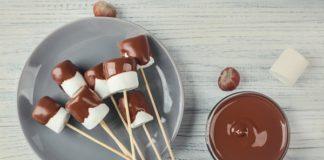 Come fare la fonduta di cioccolato